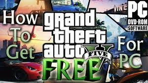 how to gta v for pc for free
