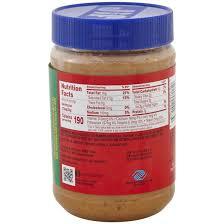 jif 28 oz extra crunchy peanut er