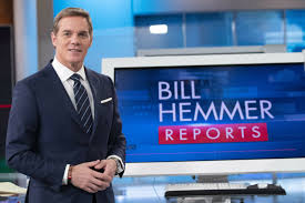 Fox's Bill Hemmer replaces, but won't copy, Shepard Smith