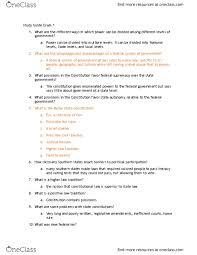 All Educational Materials for Adam Newmark - OneClass