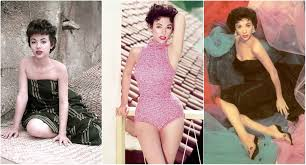 50 Charming Photos of Young Rita Moreno in the 1950s ~ Vintage Everyday