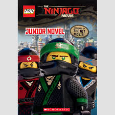 Junior novel (lego ninjago movie) - Littérature jeunesse ...