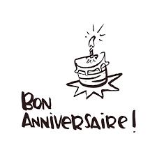 Bon anniversaire - Chocolatiers d'Art et Cie