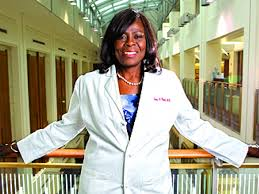 Dr. Olopade of U of Chicago finds cancer gene in African-American women