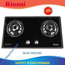 Bếp gas âm Rinnai RVB-2BG(B)N | Bán bếp âm Rinnai RVB 2BG(B)N tại Vinh