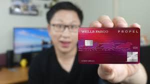 new wells fargo propel amex review