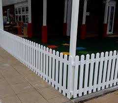 Plastic Picket Fence Farm And Country Fencing