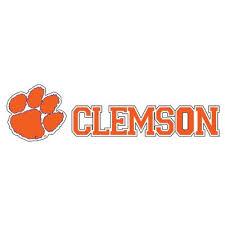 Clemson Tigers Clemson Automotive Decals Alumni Hall