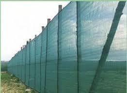 Wind Break Netting Made Of Uv Treated Polyethylene Monofilament Yarn