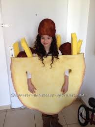 coolest falafel costume