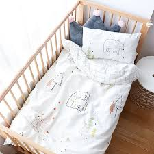 baby bedding set big bear for baby boy