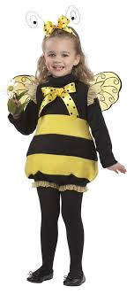 how to make a ble bee costume for kids