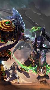 heroes of the storm art picture