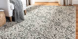 raised pattern area rugs trace