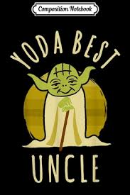 position notebook yoda best uncle
