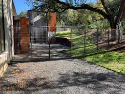 Farm Ranch Style Fences In Leander Cedar Park Cattle Panel Pipe Rail
