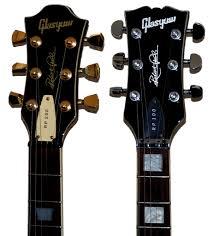 Gibson Headstock Logos