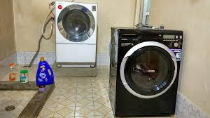 Máy giặt lồng ngang Bosch hay Electrolux hay LG?