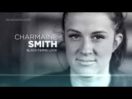 Meet the Black Ferns: Charmaine Smith - YouTube