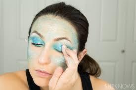 siren mermaid makeup saubhaya makeup