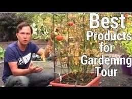 gardening at gardeners supply tour