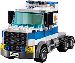 Mua LEGO City 60139 - Xe Tải Cảnh Sát giá rẻ ở Việt Nam