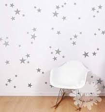 Amazon Com A Star In The Wall 3 Size Star Wall Decal Star Decal Gold Stars Decal 69 Stars Pattern Wall Decal Kids Room Decal Nursery Decal Home Decor Gift Handmade