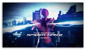 the amazing spiderman 2 ultra hd