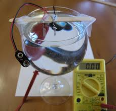 build a hydrogen fuel cell