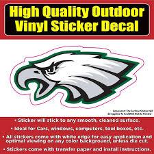Philadelphia Eagles Philly Eagle Vinyl Sticker Decal 2 Styles And Colorado Sticker