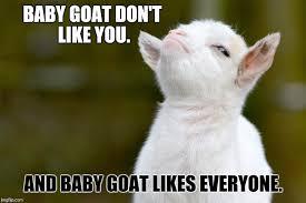 extremely entertaining goat memes com