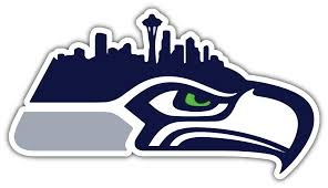 Seattle Seahawks Nfl Mascot City Car Bumper Sticker Decal 6 X 3 Bumper Stickers