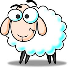 Free cartoon sheep clip art free vector for free download about ...