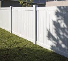 Bolton 6x8 Vinyl Privacy Fence Kit Vinyl Fence Freedom Outdoor Living For Lowes
