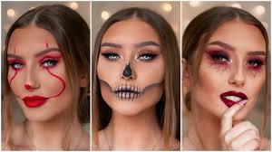 easy last minute halloween makeup looks