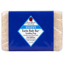 jack black turbo body bar scrubbing