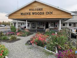 maine woods inn bangor me booking