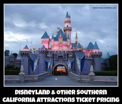 disneyland tickets pricing for single