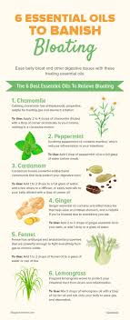 6 essential oils to naturally get rid