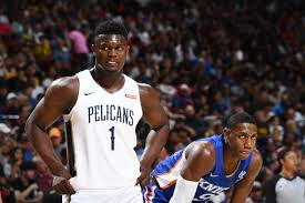 Pelicans, Zion Williamson rivela: