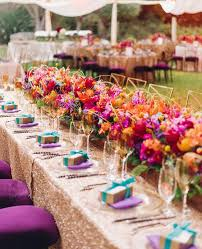 couple s bright colorful indian wedding