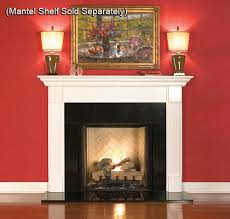 mantelcraft madison surround only at