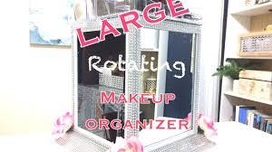 large glam makeup organizer dollar tree