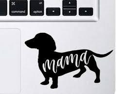 Mama Dog Decal Yeti Decal Tumbler Decal Laptop Sticker Truck Ebay