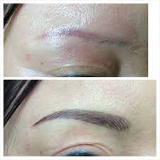 remove permanent makeup from skin