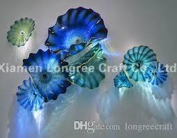 2020 ocean sries handmade glassblowing