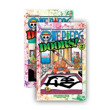 Truyện tranh One Piece Door - Combo 2 Quyển tập 1 và tập 2 - Mới ...