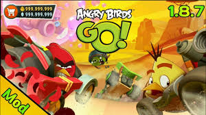 How to download Angry Birds Go mod apk v1.8.7 Android - YouTube
