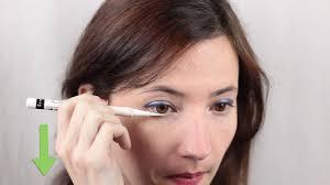 makeup for small eye cat eye makeup