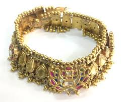 vintage antique ethnic tribal 22k gold